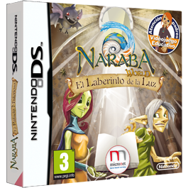 Naraba World - El Laberinto de la Luz (DS)