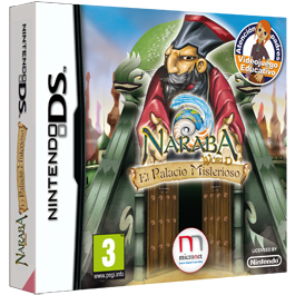 Naraba World - El Palacio Misterioso (DS)