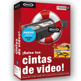 Salva tus Cintas de Video 4