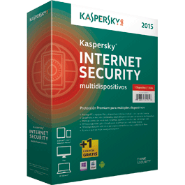 Kaspersky Internet Security multidispositivos 2015