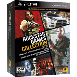 Rockstar Games Collection PS3