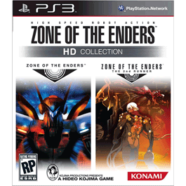 Zone of the Enders PS3
