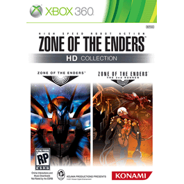 Zone of the Enders XBOX 360